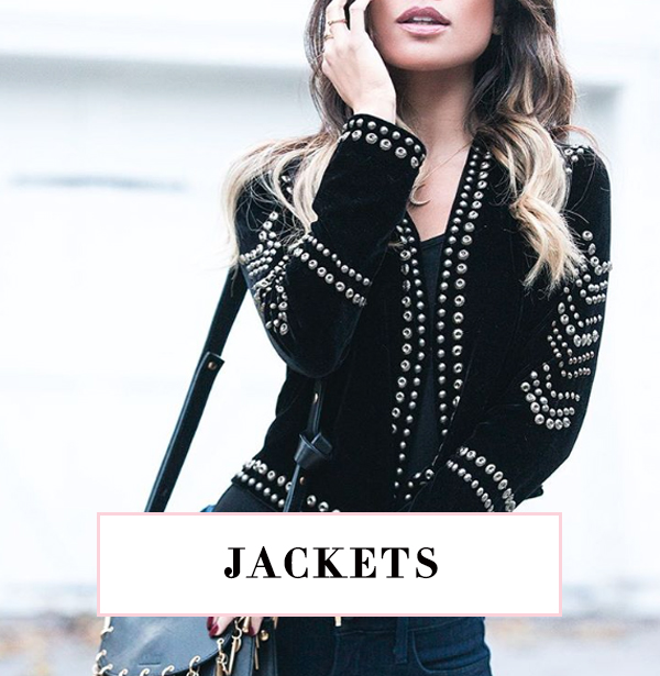 Shop Jackets by Jessi Malay